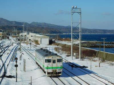 2019北東パスで旅納め!列車100本乗れるかな?vol.6(キハ40で函館本線編!)