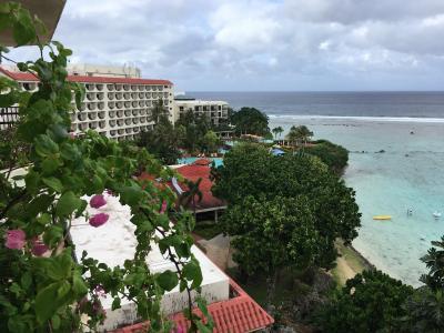 JALマイレージで行くグアム旅行(3)のんびりリゾート満喫です