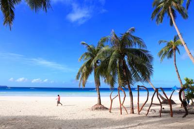 White Beach, Boracay Island, Philippine