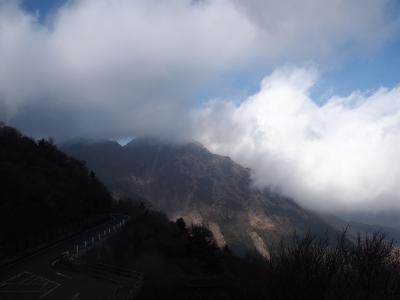 絶景皆無・絶望的視界雲仙普賢岳