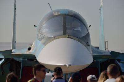 ロシア最大の航空ショーMAKS2019に一人で行ってきました 二日目