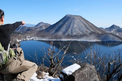 榛名山 2019年登り納めの登山