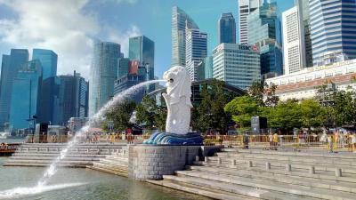 シンガポールの旅 ☆ 2019~2020 vol.1