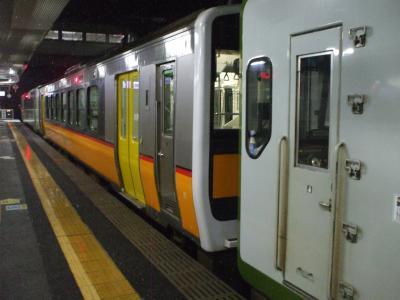 2020年 正月過ぎ・・・・・②磐越西線キハE120系惜別乗車