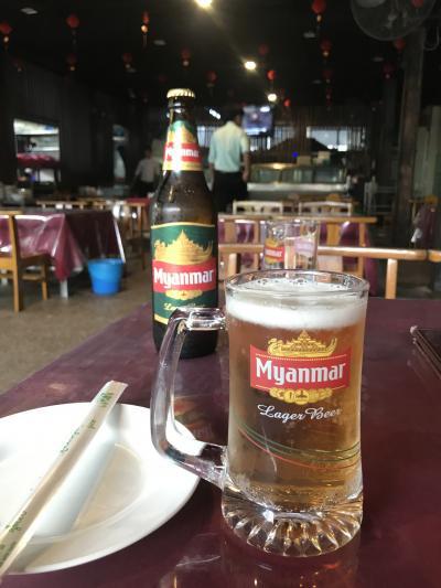 JGC修行のついでのヤンゴン・ミャンマー観光