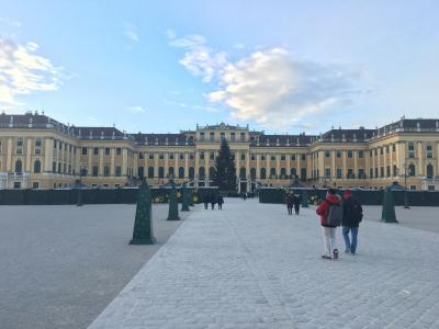 2019年越し ブダペスト・ウィーン旅行 #1