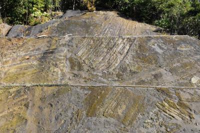 南房総ゾーンの「かんぽの宿勝浦」と200万年前の「海底地すべり地層」2019(千葉)