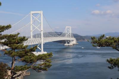徳島・新春ドライブ旅 うだつ町歩き~阿波藍~大鳴門大橋の海上さんぽ