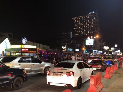 年末年始をパタヤ、バンコクで過ごす旅1