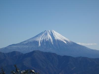 2019 山梨県 父子2人旅~ 七面山(1,982m) ~ 登山編 ~ 富士山の絶景に出会えた ~