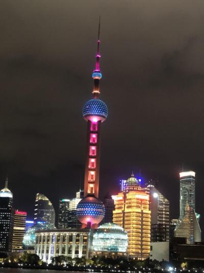 『☆上海・蘇州のんびり一人街歩き☆』 上海1