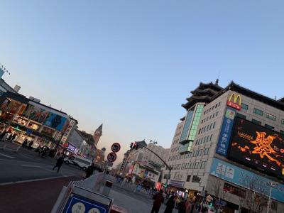初めての中国北京★2泊3日★遺産巡りの旅★1日目