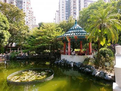 香港★修理に出したPCを取りに行くついでに 長沙灣から美孚まで散歩