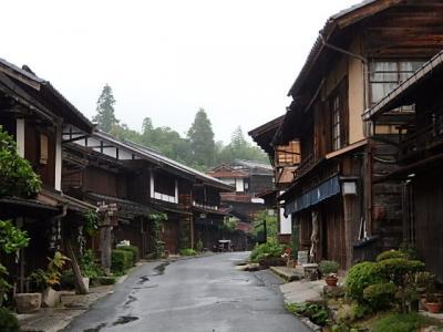 そぞろ歩きの中山道vol2 江戸時代の面影残す『妻籠宿』