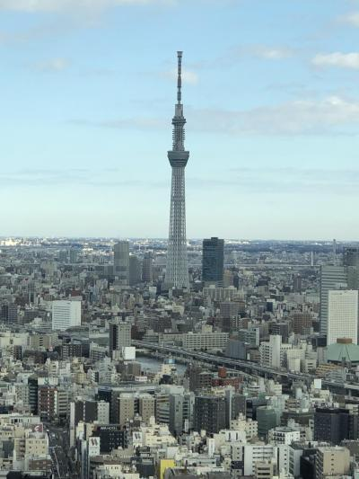 パレスホテル東京にオープン!アラン・デュカス氏のフレンチエステールでランチ♪5つ星マンダリンオリエンタル東京のイタリアンケシキ★ロオジエ系列