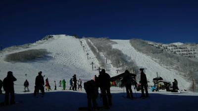 今シーズン初スキー旅行in白馬八方②