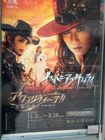 真風さんの男っぷりが盛沢山!東京宝塚劇場へ宙組公演を観に行ってきました。