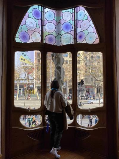 年末年始に行くバルセロナ~パリ~ロンドンの旅☆バルセロナ編☆3日目