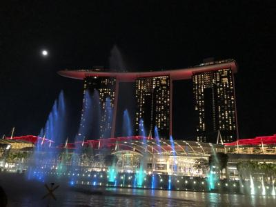 3日目 シンガポール川散策とナイトクルーズ