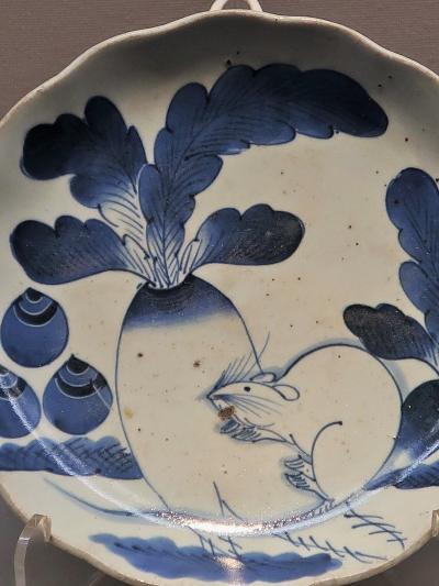東博-5 博物館に初もうで「子・鼠・ねずみ」特集 ☆大黒さまの使い・子孫繁栄の象徴も