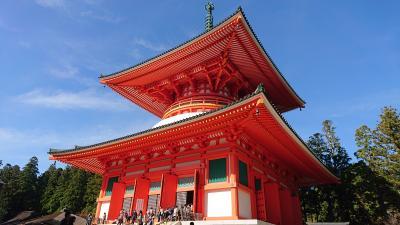 和歌山一周の旅 世界遺産高野山で心を整えて神秘的なゆずごまラーメンに出会う
