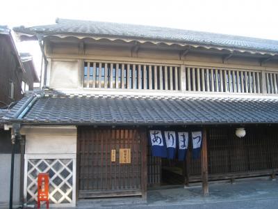 間の宿有松から鳴海宿へ(東海道五十三次40番目)⑥