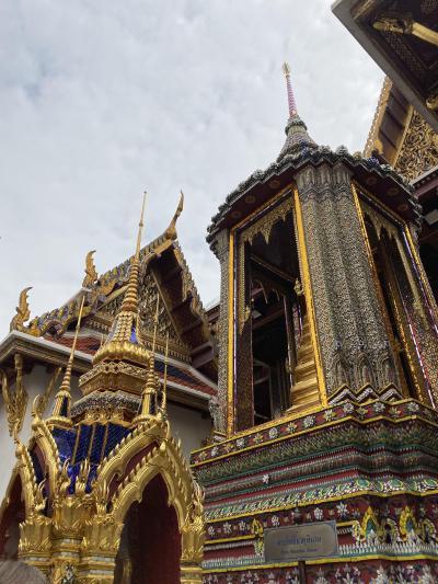 タイの自然を満喫 アクティビティ盛り沢山の旅(その4:バンコク市内観光)