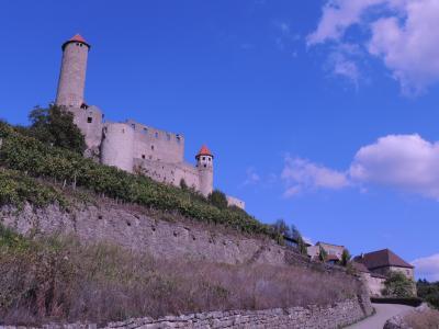美味しいワインと古城を巡る旅アルザス・ネッカー・マイン・ライン14日⑥