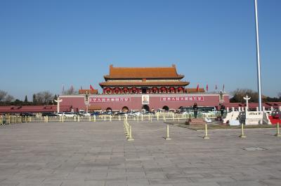 奥凱航空で行く、中国北京一人旅