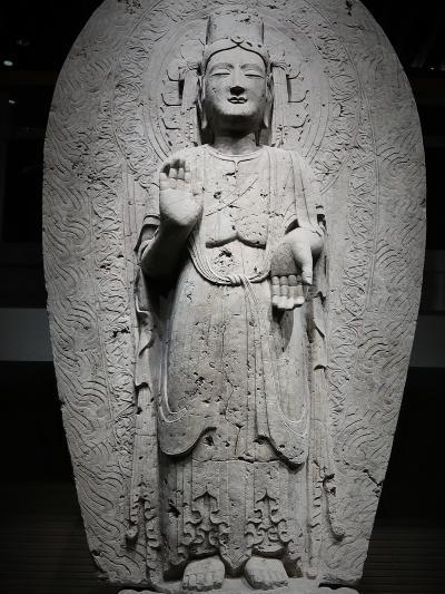 東博-9 東洋館   中国a 文明のはじまり ☆甲骨・石器・玉器・陶磁器・青銅器・仏像など