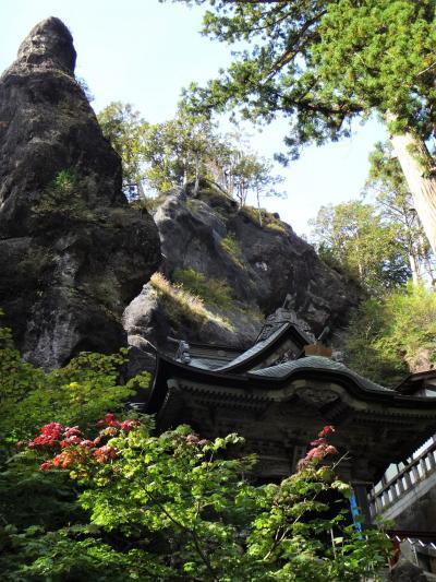 ものすごいパワスポ感♪の榛名神社、水澤・白岩・慈恩観音。(坂東16,15,12)