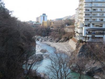 日光・鬼怒川温泉街散策と鬼怒川観光ホテルで入浴
