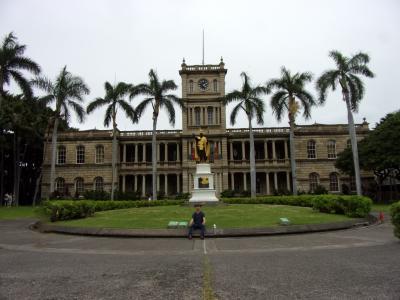 フライングホヌで行くハワイ1泊3日の弾丸旅行(2) 恐怖の入国審査取り調べ(汗)とタクシートラブル(怒) & ハワイの観光名所とグルメ散策