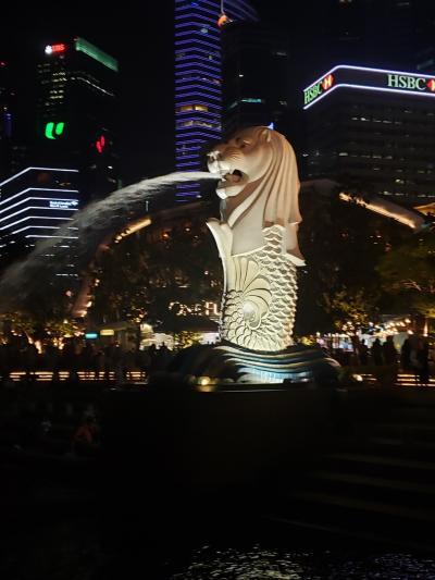 シンガポール母娘旅①