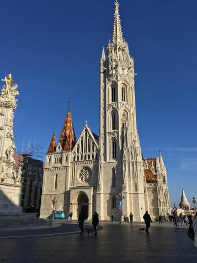 2019年越し ブダペスト・ウィーン旅行 #3