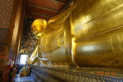 2020年1月 タイ/バンコク 出発~1日目
