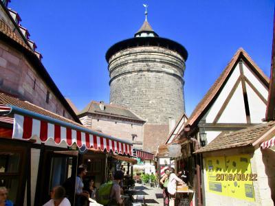 美味しいワインと古城を巡る旅アルザス・ネッカー・マイン・ライン14日⑦
