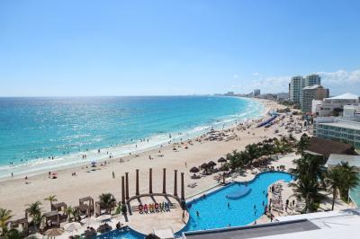 年越しはメキシコ☆カリブ海のカンクンで-ANAで行くハネムーンじゃないよ食べ飲み夫婦旅-