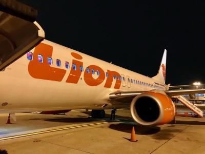 スリランカ旅行1日目 タイエアアジアと、タイライオンエアで、スリランカへ