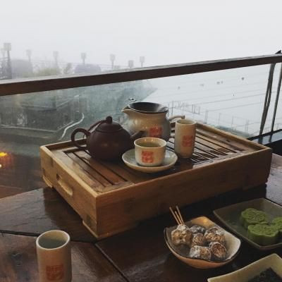 2019.11 台北2泊3日レトロタウン十分九份part2