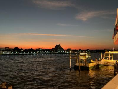 2020年1月 バンコクとウドンターニー3日目 ワットポーとチャオプラヤー川とチャイナタウンを満喫