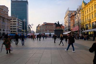 2011年11月クロアチア他(17) ザグレブ