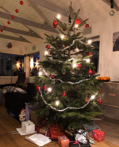 クリスマス IN スウェーデン!その4.四、五日目は、郊外の家でメリークリスマス!