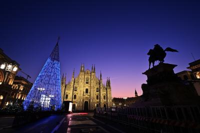 25日を過ぎてもクリスマスマーケットを楽しむ旅・・・5(ベルニナ線~ミラノ編)