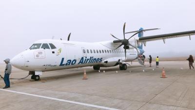 ラオス国営航空ってどんな?ルアンパバーンに行ってきました
