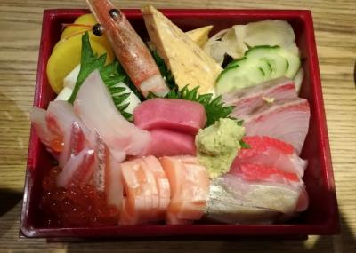 北京街角 小編 北京の寿司は美味しいが高い