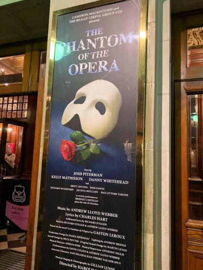ロンドンの魅力満喫一人旅 その4 ウェストミンスター寺院~ミュージカル観劇