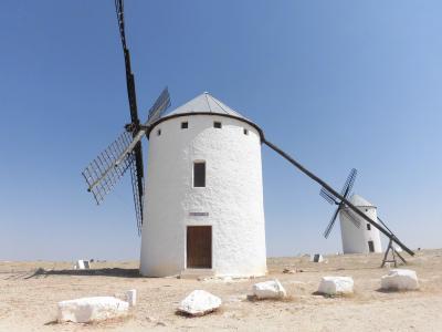 20数年ぶりのスペイン周遊 バレンシア、ラ・マンチャ地方