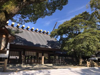 名鉄ハイキング さわやかウォーキング「あいち なごや生物多様性EXPOと宮の渡し跡から熱田神宮」に参加