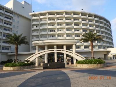 今年の沖縄はANAインターコンチネンタル万座ビーチリゾート3泊 その1